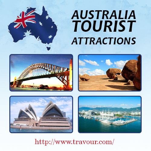 Australia Tourist Attractions Top Destinations Worth Travelling To